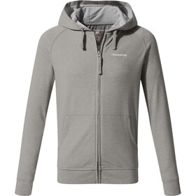 Craghoppers NosiLife Ryley Veste à capuche Enfant, soft grey marl